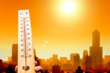 21日以降連日38~40度の猛暑が続く上海市、江蘇省、浙江省などの中国東南部(ネット写真)