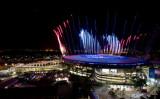 5日夜、ブラジル・リオデジャネイロ五輪大会開会式はマラカナン競技場で行われる(Buda Mendes/Getty Images)
