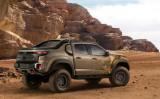 ゼネラルモーターズが発表した、水素をエネルギーとした燃料電池で走る軍用車両、Chevrolet Colorado ZH2 (general motors)