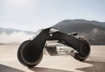 BMW Motorrad VISION NEXT 100 (BMW)
