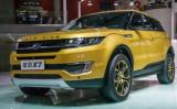 イギリス自動車メーカーのジャガーランドローバー(JLR)は北京市の裁判所に対して、中国自動車メーカーの江鈴汽車の「ランドウインドX7」自動車のデザインが同社の「レンジローバーイヴォーク」と酷似しているとし、著作権侵害などで訴訟を行っている。写真は江鈴汽車のランドウインドX7(ネット写真)