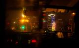 上海の街を走るタクシーから撮影(flickr)