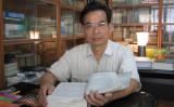 張弁護士は裁判の際、「江沢民前国家主席が法輪功弾圧機関である「610弁公室」を違法に設立して学習者を弾圧したことは法制度を崩壊させる行為であり、江沢民こそが大きな罪を犯した張本人だ」と被告の人権を擁護する立場を堅持した。張弁護士は中国当局から脅迫を受けている(ネット写真)