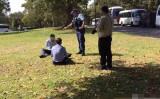 中国人旅行客は、シドニー国立植物園のなかで、人前で排泄したとして、オーストラリアの地方警察に身柄を拘束された。(ネット写真)