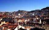 リスボンの街並み ヨーロッパの首都らしからぬ素朴で親しみやすい雰囲気が漂う(田中美久 撮影)