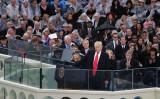 2016年12月20日、会議のためニュージャージー州を訪問したドナルド・トランプ氏(Drew Angerer/Getty Images)