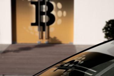 中国当局が公表した1月外貨準備高が心理的節目である3兆ドル台を下回り、今後一段と元安が進むとの観測から中国国民のビットコインへの需要が高まったことが主因だとみられる (Yiannis Kourtoglou/AFP/Getty Images)