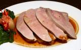アヒルの肝臓を使った中華料理。(藩在殊/大紀元)