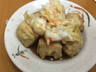 臭豆腐(撮影・コウ)