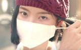 マスク美女は、コンプレックスを抱えているタイのネットアイドル「ラリン(LALIN)」。同名のショートフィルムが、共感を呼んでいる(LALINスクリーンショット)