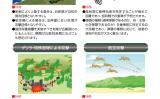 「武力攻撃やテロなどから身を守るために」パンフレットの一部スクリーンショット(国民保護ポータルサイト)
