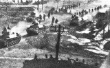 中国内戦下の共産党軍。1948年、人民解放軍により長春市は包囲された(public domain)