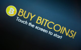 中国ではこのほど、仮想通貨「ビットコイン」の取引所が相次いで閉鎖と取引停止を発表した。(Ethan Miller/Getty Images)