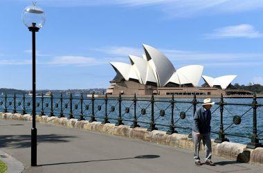 シドニーのオペラハウス(GettyImages)