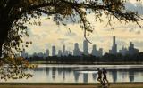 オーストラリアのメルボルン(Scott Barbour/Getty Images)