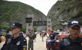 四川省で土石流、人災の可能性も 亀裂報告の無視で問われる当局の不作為(WANG ZHAO/AFP/Getty Images)
