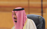 サウジアラビア王子、暴力行為の容疑で逮捕 動画流出で発覚(Lintao Zhang/Pool/Getty Images)
