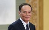 王岐山氏。2012年11月、北京の人民大会堂で撮影(Feng Li/Getty Images)