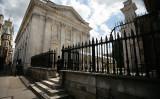 2009年、ケンブリッジ大学のキャンパス(SHAUN CURRY/AFP/Getty Images)