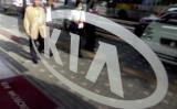 江蘇省塩城で合弁企業を持つ韓国・起亜自動車。(JUNG YEON-JE/AFP/Getty Images)