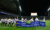 サッカー日本代表は8月31日、オーストラリアに2対0で勝利し、来年開催のロシア大会の出場を決めた。(Kiyoshi Ota/Getty Images)