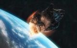 小惑星の衝突により、ほとんどの生物が死滅したと推定される(Getty Images)