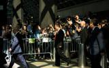 ニューヨーク市で開かれた国連総会に出席するため、姿を見せた北朝鮮外交部部長リ・ヨンホ氏(Amir Levy/Getty Images)