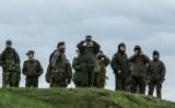 9月18日、ロシア軍がベラルーシと大規模な軍事訓練(Brendan Hoffman/Getty Images)