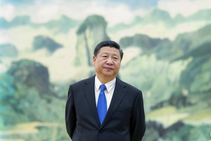 習近平国家主席 (Photo by Lintao Zhang/Getty Images)