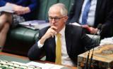 オーストラリアのターンブル首相(Stefan Postles/Getty Images)