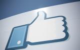 フェイスブックの「いいね」機能。(KIMIHIRO HOSHINO/AFP/GettyImages)