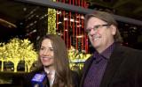 映画監督スティーブ・マークハム氏は 1月15日、米国ダラスにあるAT&T劇場ウィンスピアオペラハウスで神韻公演を鑑賞(大紀元)