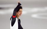 五輪個人種目では日本女子史上初となる銀メダルを獲得した女子スピードスケート高木美帆選手(Maddie Meyer/Getty Images)