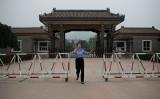 北京郊外にある秦城監獄。(PEd Jones/AFP/Getty Images)