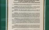 ロサンゼルス郡ハワイアン・ガーデンズ市は、法輪功学習者に対する強制的な臓器収奪を批判する声明を全会一致で採択したことを発表(大紀元)