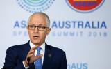 オーストラリアのマルコム・ターンブル首相(Dan Himbrechts-Pool/Getty Images)