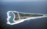 小笠原諸島に属する日本の最南端・南鳥島(wikimedia)
