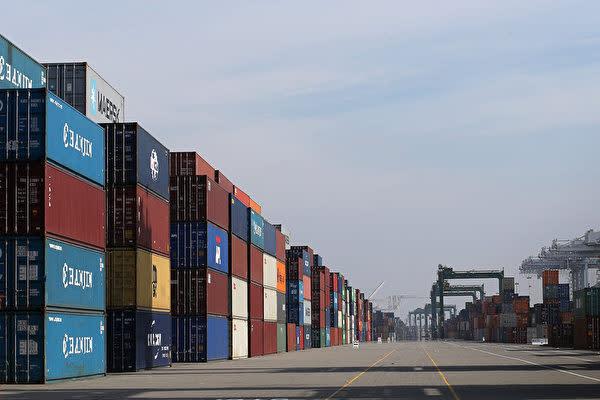 米中貿易協議は3回目となる交渉が終了したが、いまだに着地点を見出していない(AFP/Getty Images)