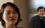 安否が確認された王全璋弁護士(右)と妻の李文足さん(左)(フリーアジアラジオ)
