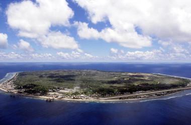 国土面積がわずか21㎢の太平洋島国ナウル(Getty Images)
