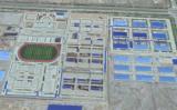9月8日カナダの法学生が衛星写真の分析で指摘した、Maralbishi法制教育転化学校、一部に再教育施設がある。同氏の指摘では41カ所目(Shawn Zhang)