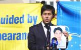米国在住の黄万青さんは豪で開催中の人体標本展に出された死体のうち「弟の遺体がある」として、地元警察当局に通報しDNA鑑定を求めている(周東/大紀元)