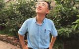 孫毅さん。2016年、瀋陽市内で(作家・雲昭さんが大紀元に提供)