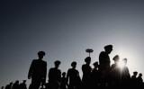 米メディアによると、中国軍は人工知能(AI)技術を使って、米軍など各国の軍事的情報収集を強化している(Feng Li/Getty Images)