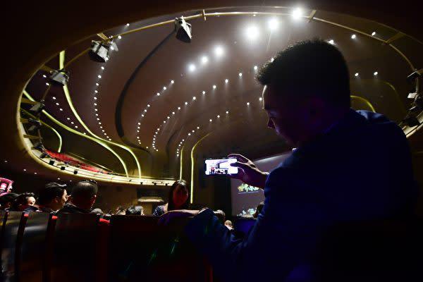 フォード米国務次官補は9月、会議で中国には2049年まで大国を狙う戦略があると明かした(WANG ZHAO/AFP/Getty Images)