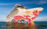 米ノルウェージャン・クルーズライン(NCL)はこのほど、中国人専用の豪華客船「ノルウェージャン・ジョイ号」について来年4月に中国市場から撤退すると発表した。(NCL)
