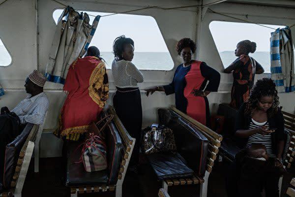 中国当局のアフリカ投資拡大にともない、現地に進出する中国企業の経営者らによる人種差別的な言動が目立っている(YASUYOSHI CHIBA/AFP/Getty Images)