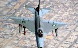中国製J−7戦闘機。(Wikipedia)