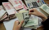 ブルームバーグによると、ムニューシン米財務長官はこのほど、為替操作国の定義基準の変更にオープンな姿勢を示した(STR/AFP/Getty Images)