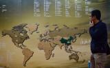 アメリカのシンクタンク「ランド研究所」は中国共産党政権が海外展開するうえで重要な拠点となりうる11の国家を主軸国家(pivotal state)としてピックアップした(MARK RALSTON/AFP/Getty Images)
